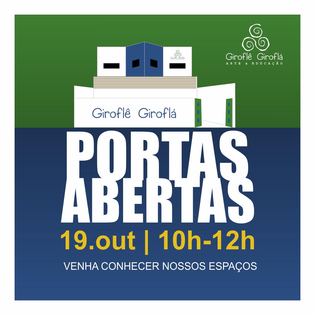 POST PORTAS ABERTAS